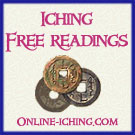 I Ching : logo I Ching : The book of change